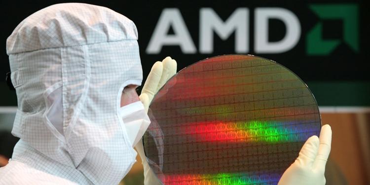 AMD: объем продаж видеокарт для майнинга ничтожно мал