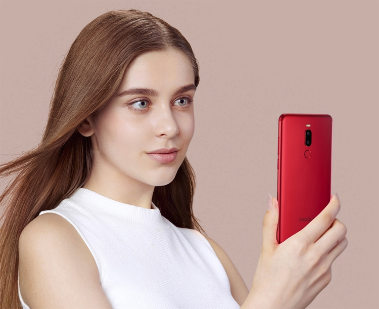 "Дебют Meizu Note 8: экран FHD+, три камеры и чип Snapdragon 632"""