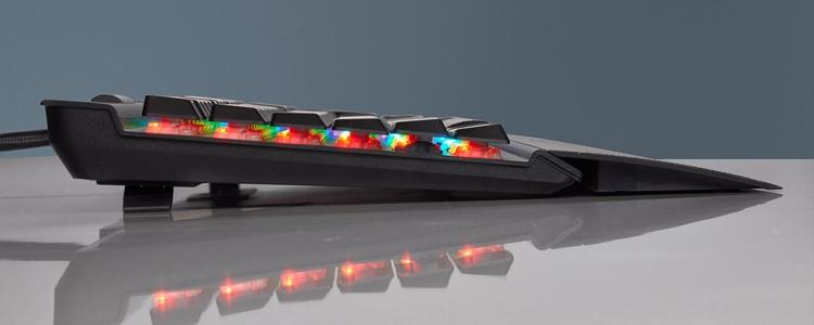"""Corsair K70 RGB MK.2 Low Profile: клавиатура с низкопрофильными переключателями"""""""