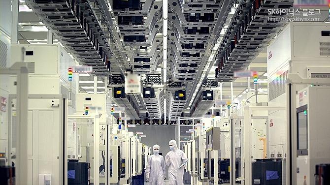 Фабрика SK Hynix