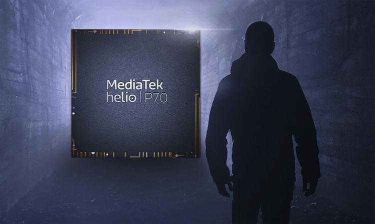 """Первым смартфоном на платформе Helio P70 станет аппарат Oppo Realme"""""""