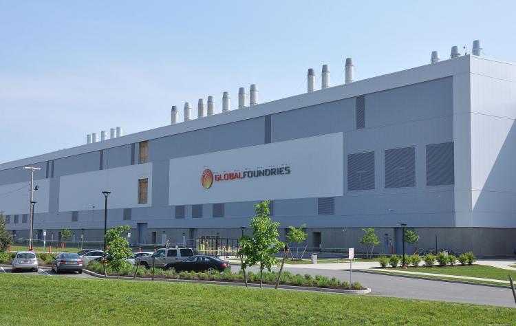 Производственный комплекс GlobalFoundries Fab 8 в США деньги на модернизацию которого отправят в Китай (Фото FinanceFeeds.net)