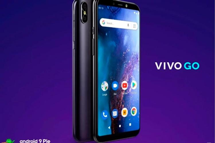 "BLU Vivo Go: первый смартфон на Android 9.0 Pie Go Edition"""