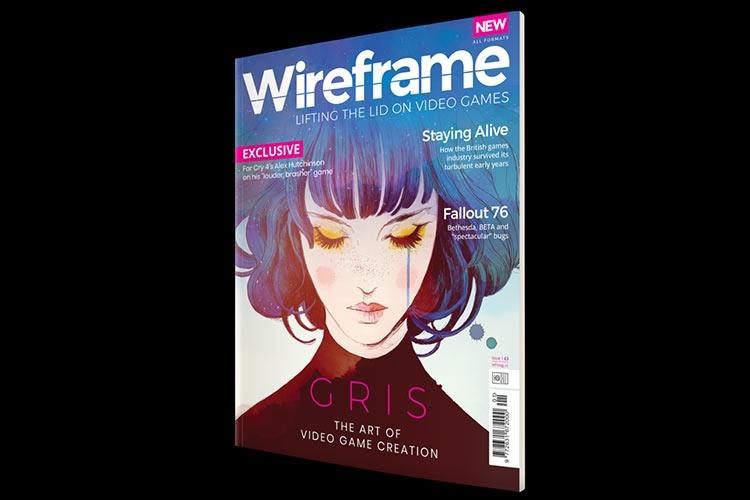 "Raspberry Pi запустила журнал Wireframe по разработке игр"""