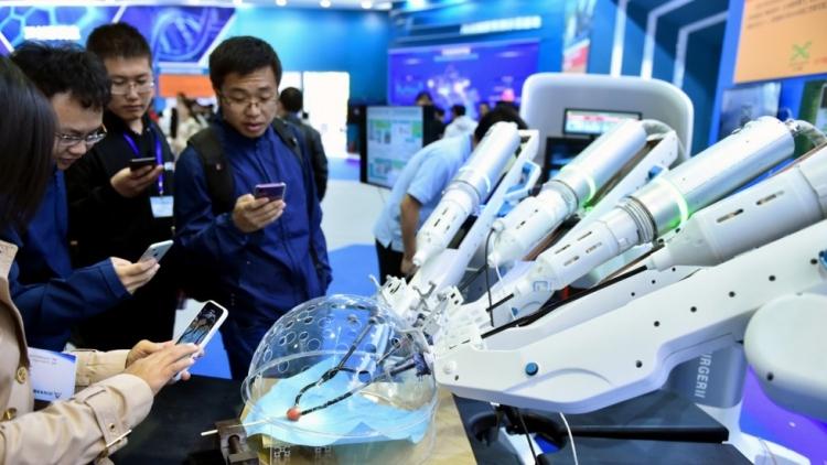"""На  будущем заводе швейцарской компании ABB в Китае роботы будут изготавливать роботов"""""""