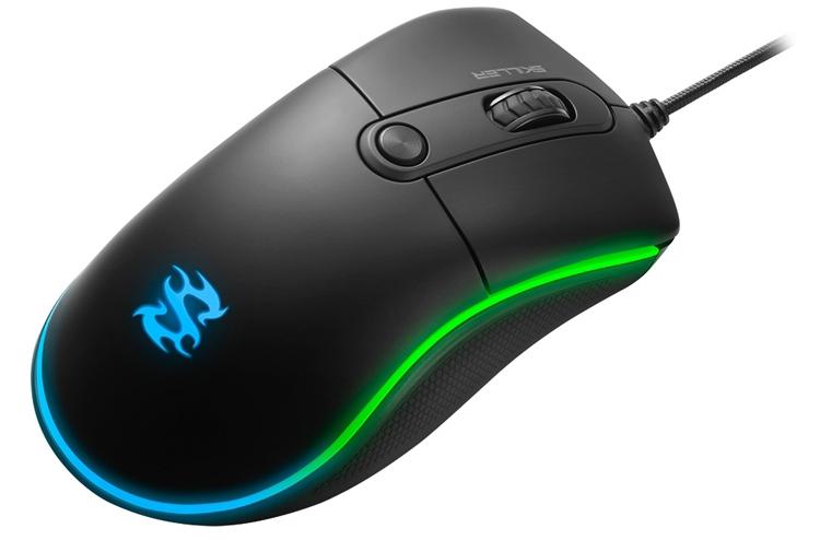"""Sharkoon Skiller SGM2: игровая мышь с RGB-подсветкой"""""""