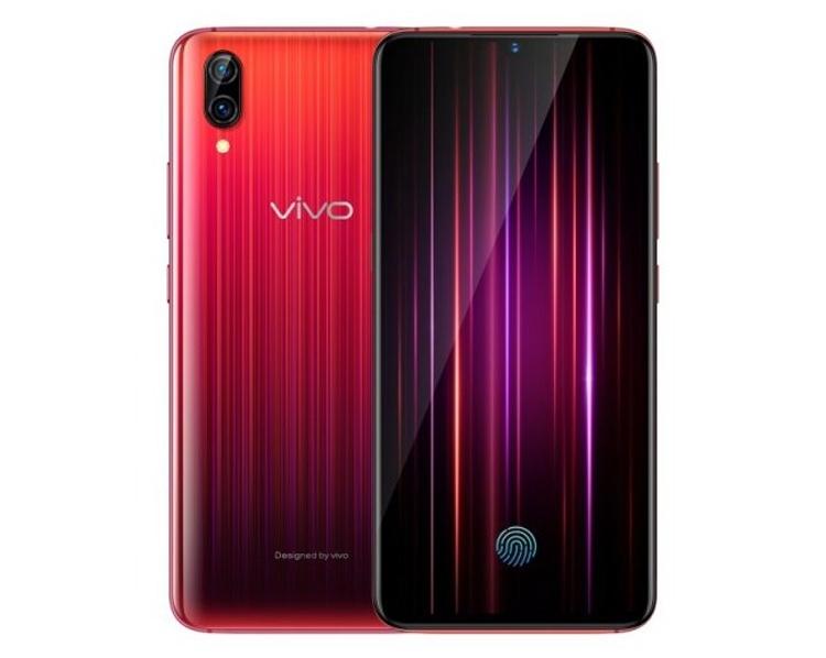 "Vivo X23 Star Edition: смартфон за $500 с градиентной окраской"""