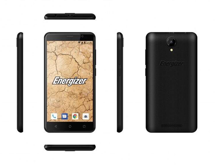 "Energizer E500S: смартфон Android Go по цене 100 евро"""