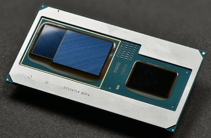 Процессор Intel Kaby Lake-G с графикой Radeon RX Vega M