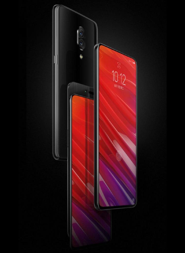 """Экран смартфона-слайдера Lenovo Z5 Pro занимает 95 % фронтальной поверхности"""""""