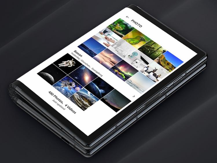 """Royole FlexPai: смартфон с гибкой конструкцией на непредставленном чипе Snapdragon"""""""