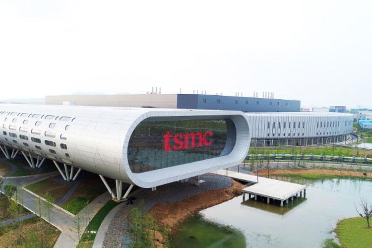 Завод TSMC Fab 16 в Нанкине (TSMC)