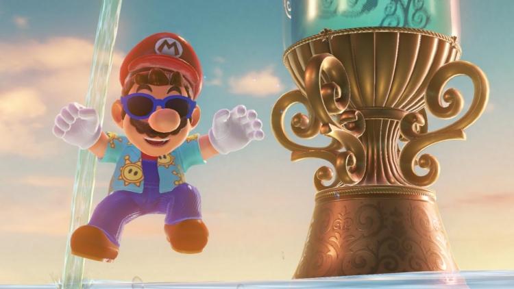Пираты научились эмулировать Super Mario Odyssey на ПК