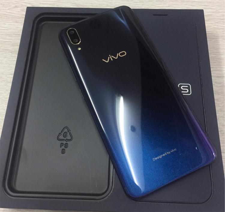 "Смартфон Vivo X21s с процессором Snapdragon 660 показал лицо"""