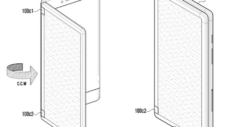 """На следующей неделе расскажут о функциональности складного смартфона Samsung"""""""