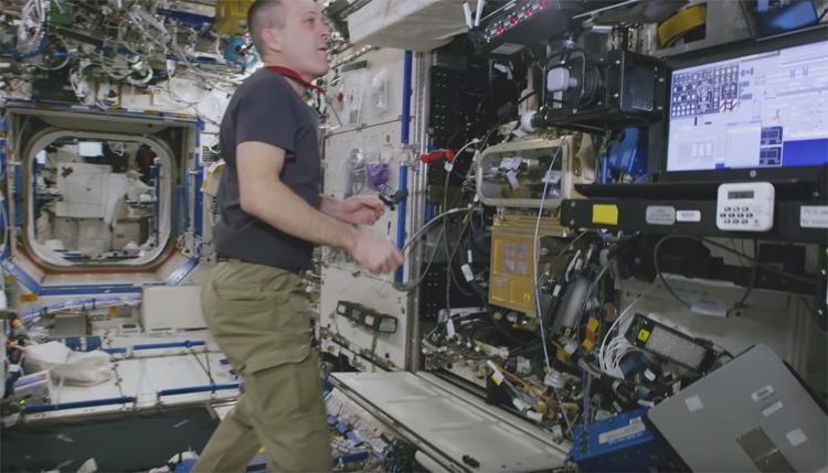 Размещено первое вистории видео 8K изкосмоса