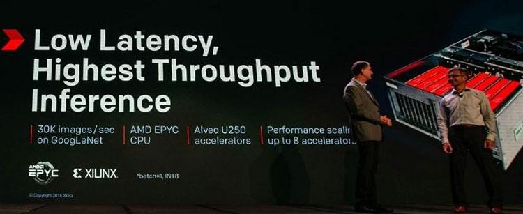 AMD и Xilinx работают над общей вычислительной платформой в пику Intel/Altera