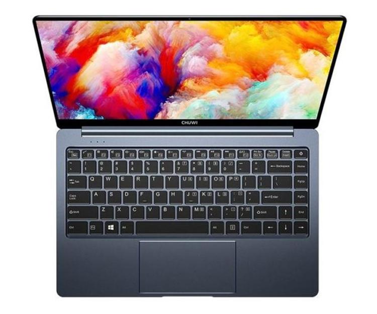 "Экран ноутбука Chuwi LapBook Pro занимает 90 % площади крышки"""