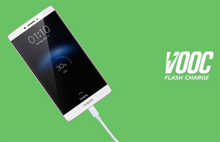 """OPPO наделит смартфоны Realme системой быстрой подзарядки VOOC"""""""