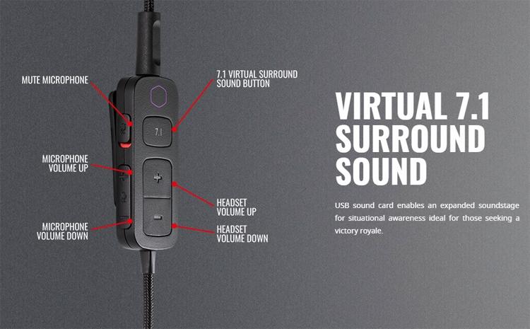 """Cooler Master MH751 и MH752: гарнитуры для любителей игр"""""""