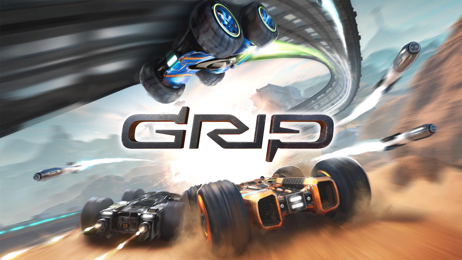 Ностальгический гоночный боевик GRIP: Combat Racing покинул ранний доступ Steam и вышел на консолях
