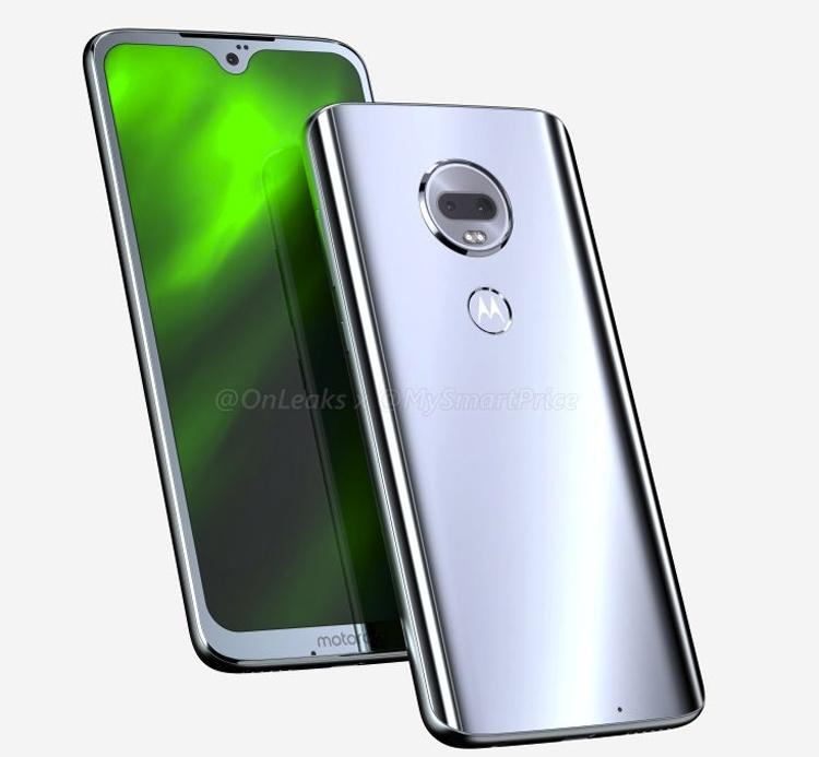 """Близится выпуск Moto G7: смартфон показался на сайте FCC"""""""