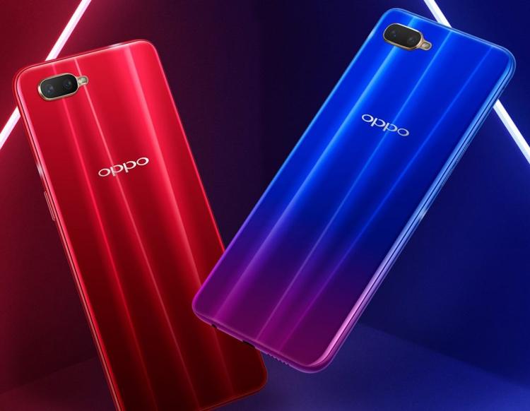 ВOppo представили новые мобильные телефоны  RX17 Pro иRX17 Neo