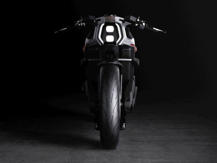 """Arc Vector: полностью электрический мотоцикл с уникальными возможностями"""""""