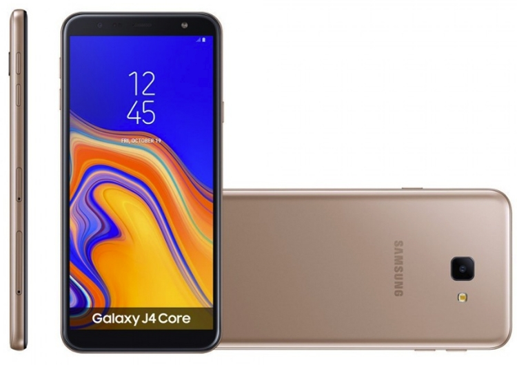 "Galaxy J4 Core станет вторым смартфоном Samsung на платформе Android Go"""