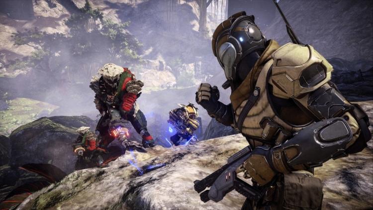 """Mass Effect: Andromeda смотрит в будущее с обновлением для Xbox One X"""""""