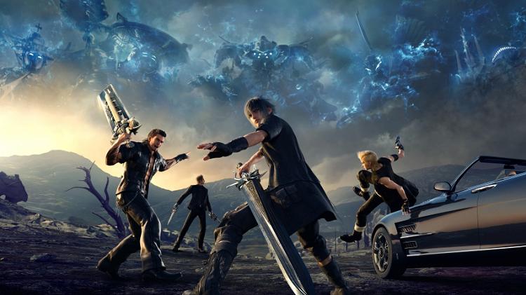 """Падение Final Fantasy XV: отменены большинство DLC, а руководитель игры покинул Square Enix"""""""