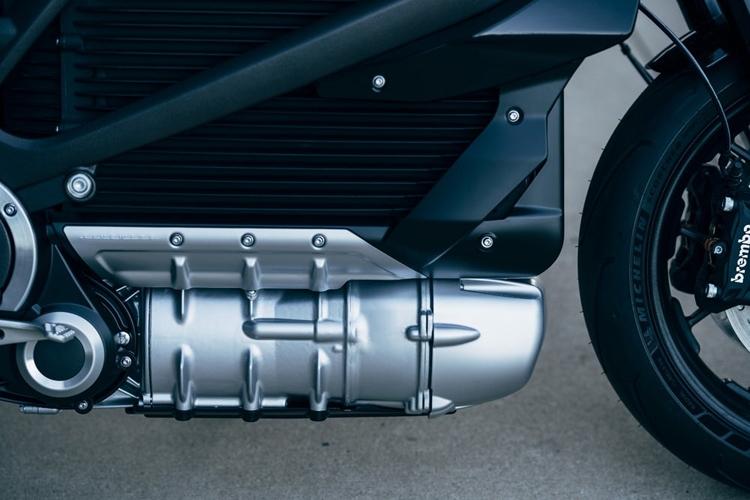 """LiveWire: электрический мотоцикл в представлении Harley-Davidson"""""""