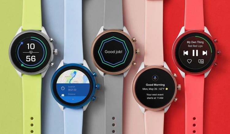 """Смарт-часы Fossil Sport получили чип Qualcomm Wear 3100, а также массу датчиков"""""""