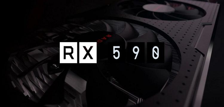 """Первые результаты разгона Radeon RX 590 выглядят многообещающе"""""""