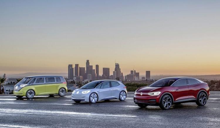 """Цена «народного» электромобиля Volkswagen составит менее €20 000"""""""