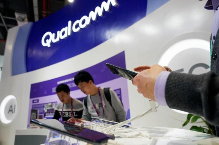 "Qualcomm снизила прогнозы доходов на фоне потери заказов Apple"""