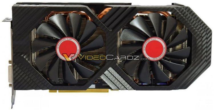 """Видеокарта XFX Radeon RX 590 Fatboy OC+ обладает частотой ядра в 1600 МГц"""""""