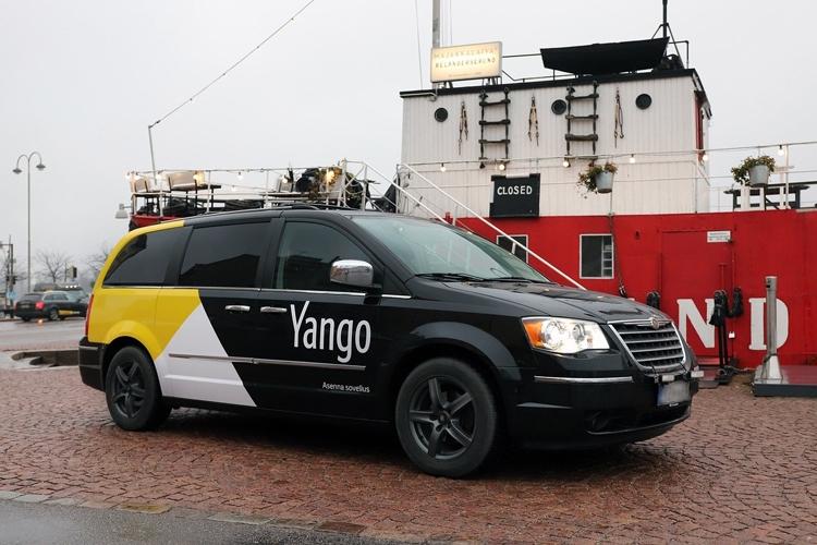 "Yango: международный бренд сервиса «Яндекс.Такси»"""