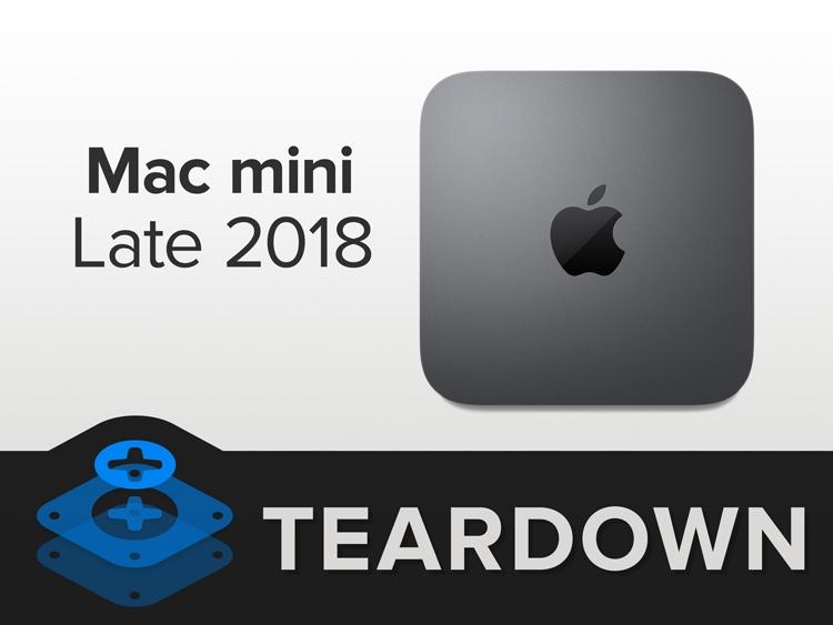 nuevo mac mini puede ser arreglado