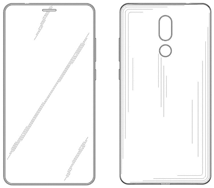 """Huawei может выпустить смартфон со скрытой селфи-камерой"""""""