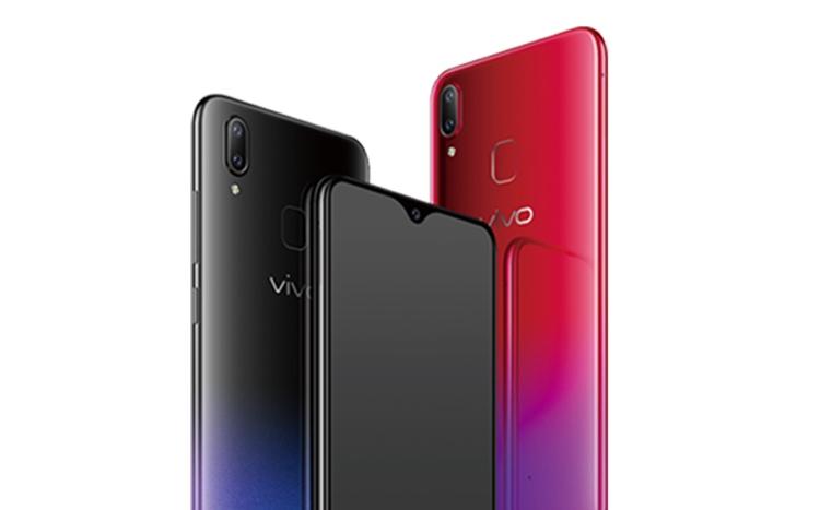"Дебют Vivo Y95: смартфон среднего уровня с тремя камерами и ёмким аккумулятором"""