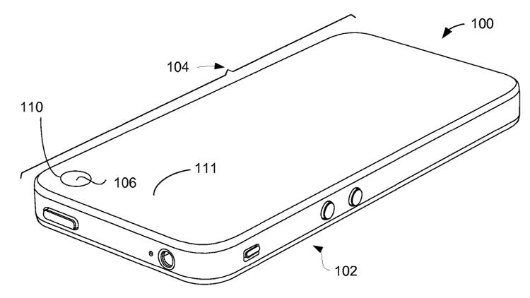 """Будущие смартфоны iPhone могут получить отверстие в экране для селфи-камеры"""""""