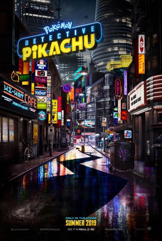 """Видео: первый трейлер «Покемон. Детектив Пикачу» — киноадаптации игры Detective Pikachu"""""""