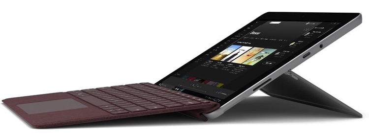 Планшет Microsoft Surface Go с LTE