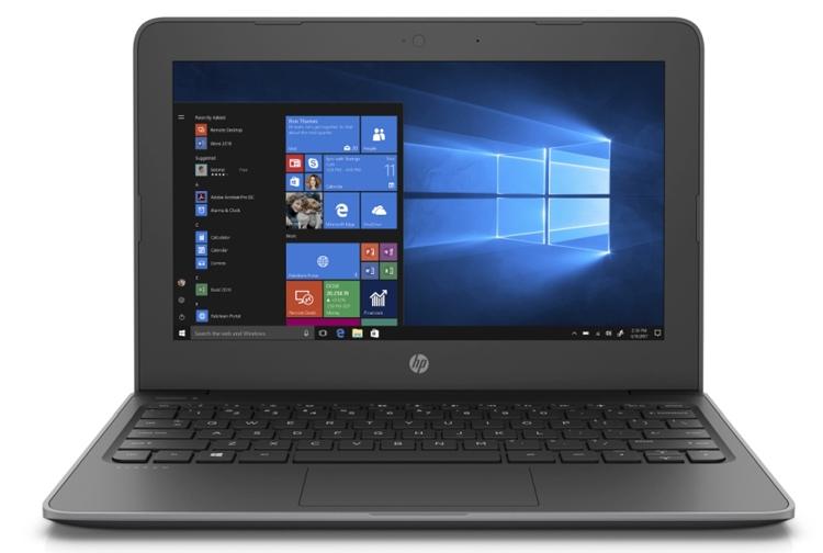 """Ноутбук начального уровня HP Stream 11 Pro G5 адресован учащимся"""""""