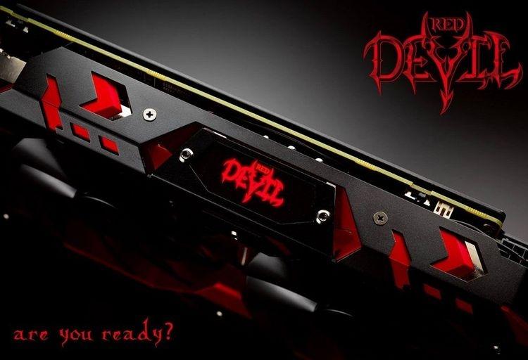 "PowerColor Red Devil Radeon RX 590: первая видеокарта на 12-нм Polaris представлена официально"""