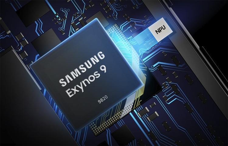 Exynos 9820 Octa - процессор