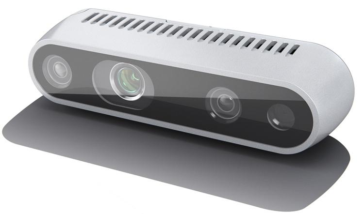 """Intel RealSense D435i: новая 3D-камера с поддержкой 6DoF"""""""