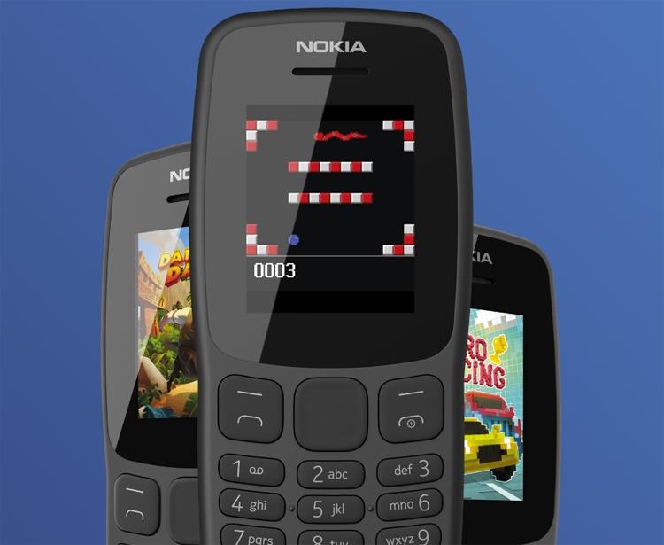 "Nokia 106: «долгоиграющий» телефон за 1590 рублей"""