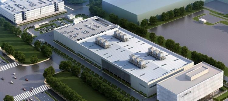 """Daimler построит в Китае ещё один центр по разработке и исследованиям"""""""